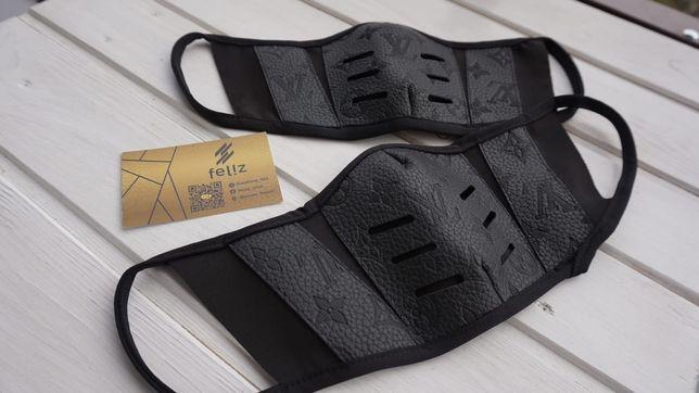 Maseczka ochronna Louis Vuitton , maska na kwarantanne!
