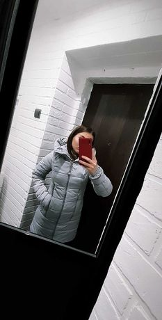 Пуховик Зима Новый
