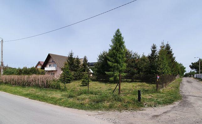 Działka budowlana 860 m2 Jedlnia-Letnisko