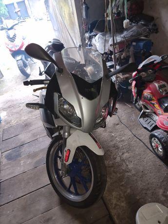 Motorower aprilia rs50