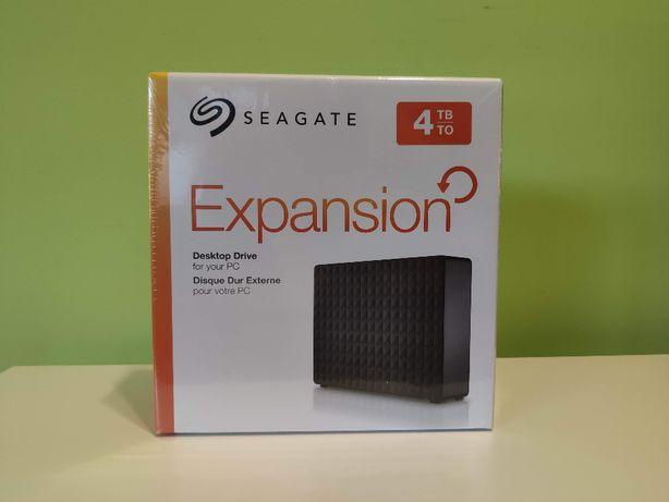 Dysk twardy zewnętrzny Seagate Expansion Desktop, 4 TB USB