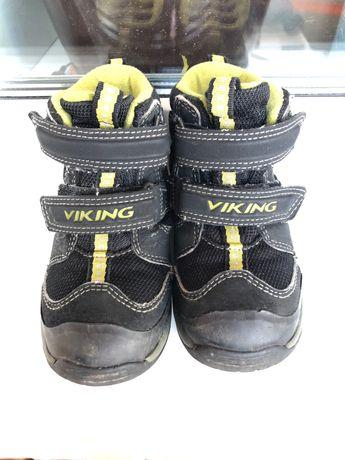Зимние ботинки Viking 24 р