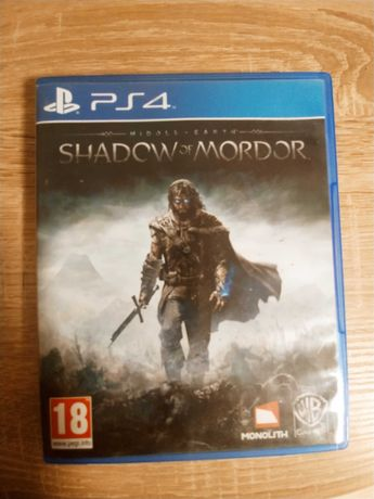Игры на PS4 Middle-earth: Shadow of Mordor
