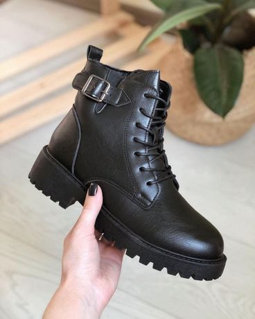 Зимние ботинки 2020 мартинсы зима