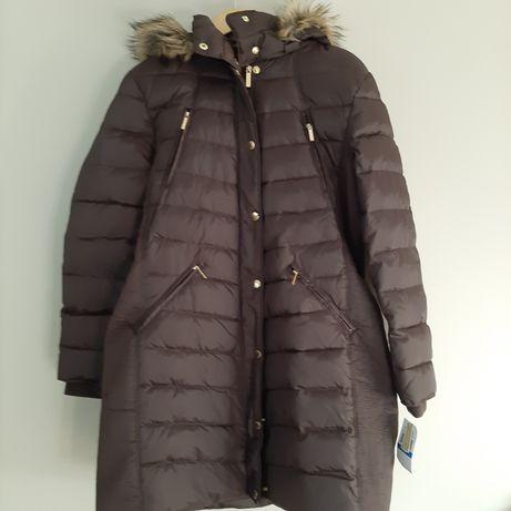 Kurtka płaszcz zimowy MK roz xl