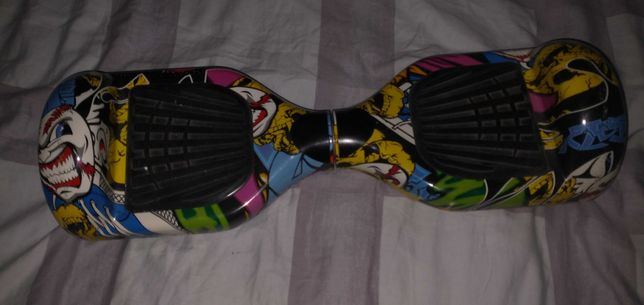 deska elektryczna (hoverboard) z bluetooth