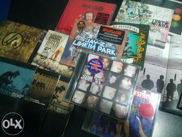 CD's de Música Variados