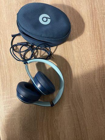 Beats solo 3 wireless niebieskie