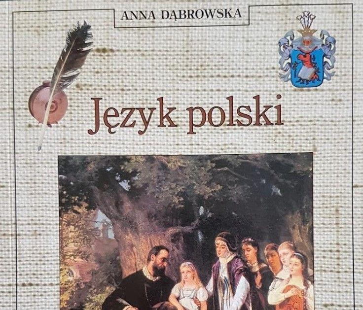Język polski Anna Dąbrowska Warszawa - image 1