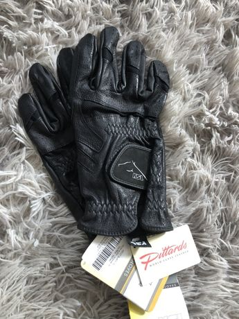 Rękawiczki skórzane rsl