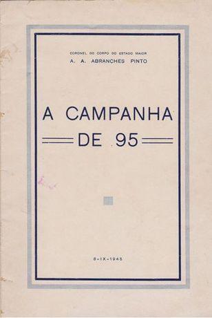 A campanha de 95 / A. A. Abranches Pinto