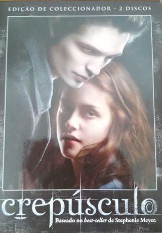 "DVD's Saga ""Crepúsculo"" (""Twilight"")"