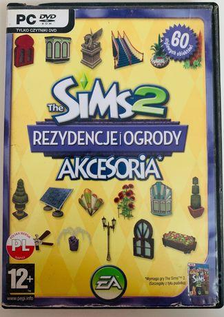 The Sims 2 Rezydencje i ogrody dodatki