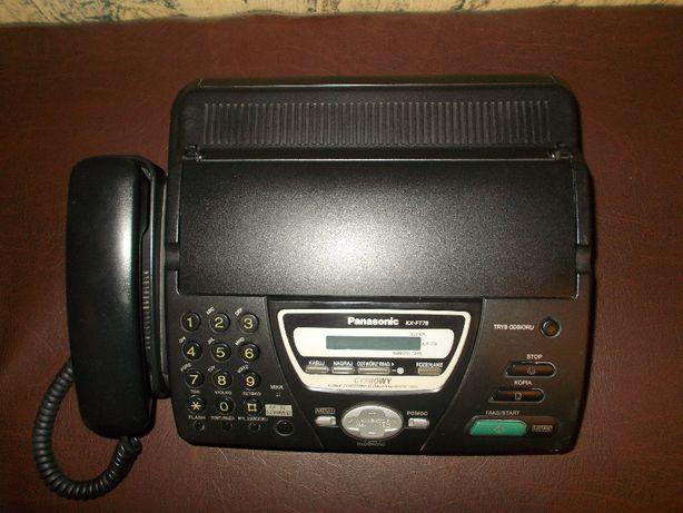 Panasonic KX-FT78 telefon fax