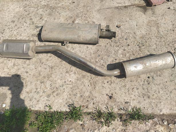 Глушитель ВАЗ Polmo с двумя резонаторами