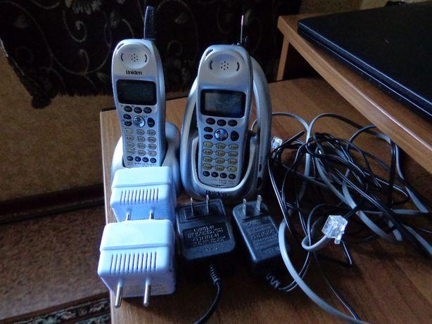 радиотелефон телефон беспроводной Uniden DCT 646-2 стационарный