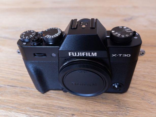 Aparat fotograficzny Fujifilm x-t30 body bezlusterkowiec FuJI