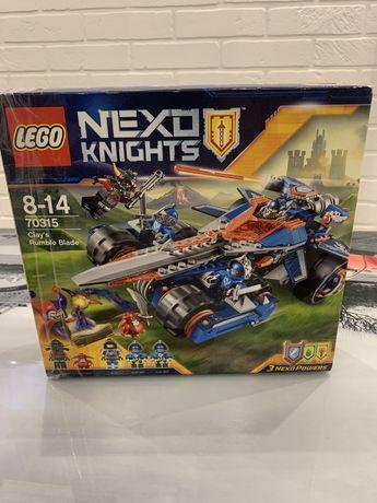 Лего LEGO 70315 Разрушитель Клэя Нексо Найтс.
