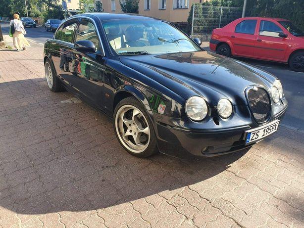 sprzedam  Jaguar S-type  2.7 diesel  2006 rok