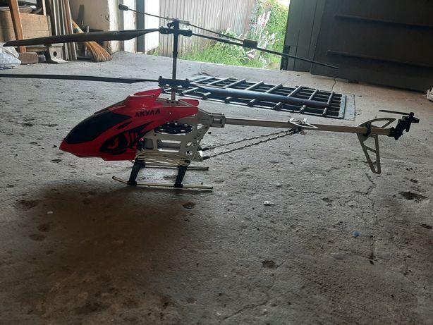 Вертолет на ду акула
