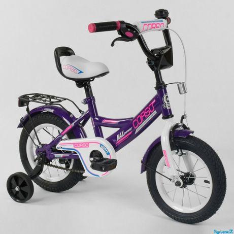 """Детский Велосипед Двухколесный 14"""" дюймов Corso"""