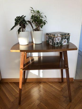 Odnowiony stolik prl