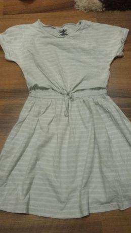 Zestaw ubrań dla dziewczynki 134cm-140cm