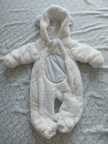Комбенезон мишка на 3-6 месяцев