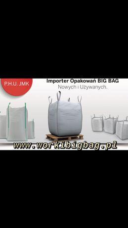 Worki Big Bag Bagi 105/105/183 BigBag Mocne TANIE BigBagi
