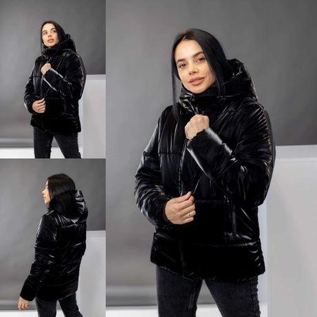 Зимова жіноча та підліткова куртка