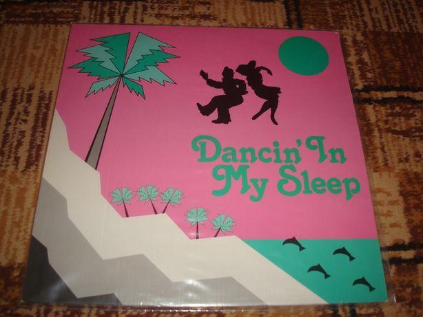 Płyty winylowe Seckret Ties -Dancing In My Sleep-Italo Disco