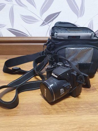 Фотоапарат Nikon Coolpix p 500