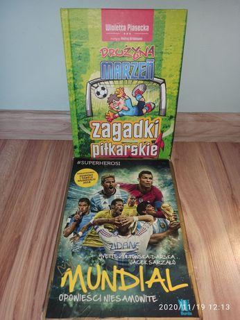 Książki Piłkarskie dla dzieci