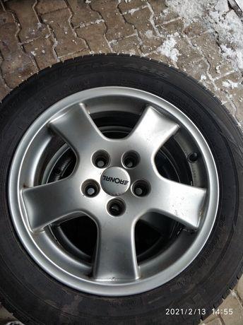 """Koła Toyota 16""""  Ronal"""