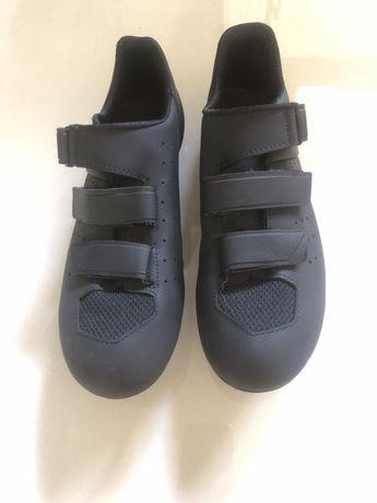 Buty kolarskie z blokami r. 45