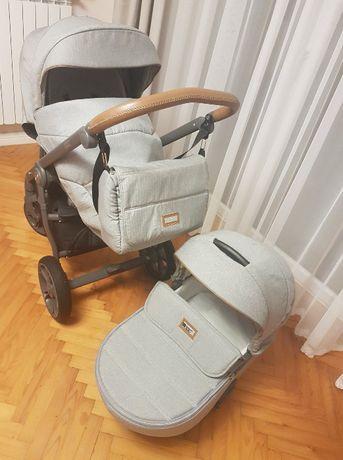 Sprzedam wózek Roan ESSO 2w1