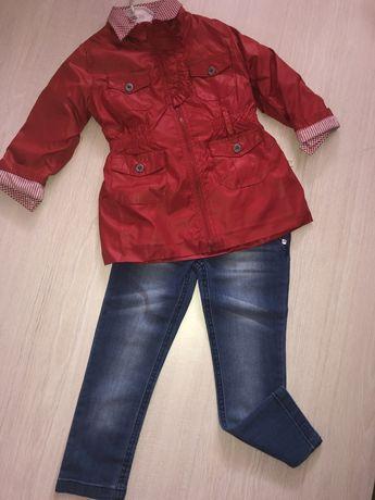 Тройка костюм комплект для девочки bebus zara 3 года