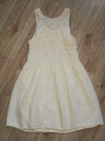 Sukienka Zara boho XS
