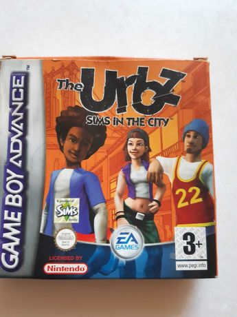 The Urbz Sims In The City - Nintendo Gameboy Advance
