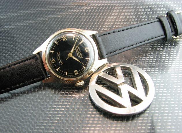 LACO -SPORT EDYCJA- VW ! Incabloc..17 Jewels..Top stan..50..Germany