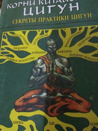 Книга секреты практики Цигун