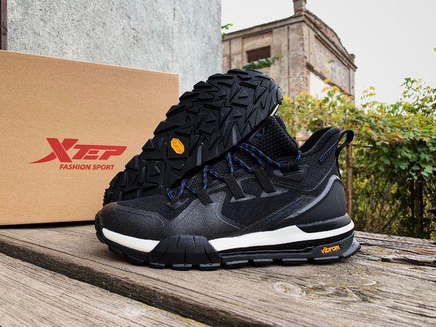 Мужские демисезонные оригинальные кроссовки Xtep Outdoor осень-има