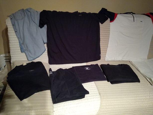 T-shirty Fila, Carlo colluci,Reebok,Wilson,nautica,Daniel chechter