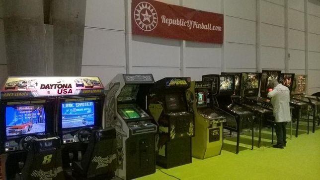 Flipper / Arcade / Simuladores - Eventos / Aluguer