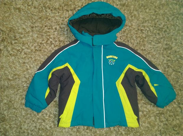 Zamiana na Super Zing-Zimowa kurtka narciarska,rozm 98-104