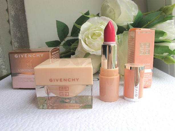 Подарочный набор косметики Givenchy le rouge оригинал