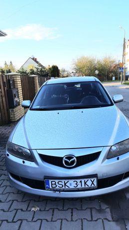 Mazda 6  2.0 disel 2007 r. pierwszy właściciel
