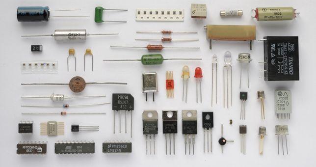 Transistores | Recetor/Emissor Infra-Vermelho (vários componentes)