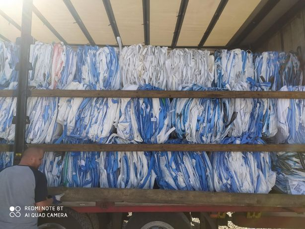 worek big bags 93/93/155 cm na metale ! Wysyłka w 24 h
