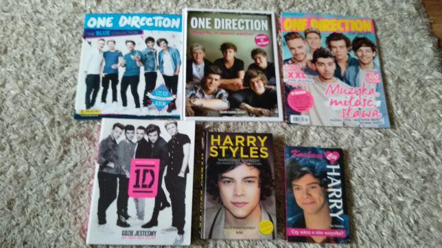 Książki One Direction